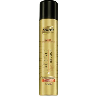 Suave Anti Humidity Hairspray Luxe Styling