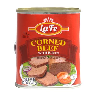 La Fe  Corned Beef with Juices
