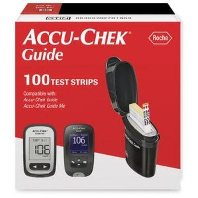 Accu-Chek Guide Test Strips (100 ct.)
