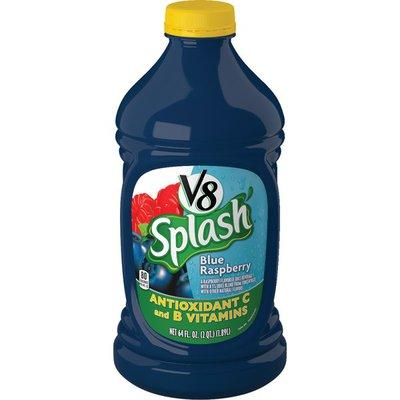 V8® Splash® Juice Drink, Blue Rapberry