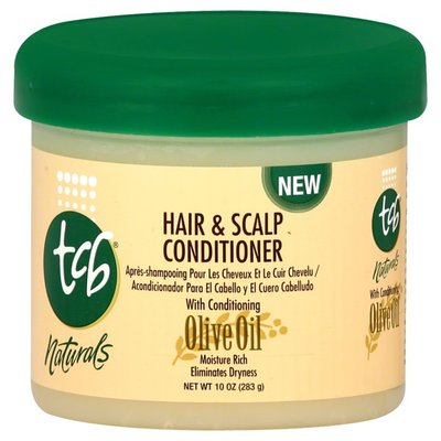 tcb Naturals Hair & Scalp with Conditioning Olive Oil Conditioner