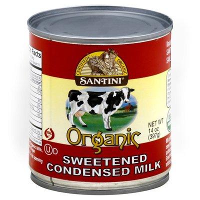 Santini Organic Sweetened Condensed Milk