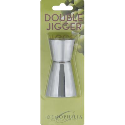 Oenophilia Jigger, Double