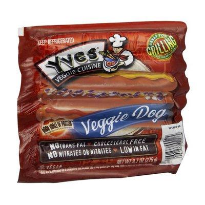 Yves Veggie Cuisine Veggie Cuisine Veggie Dog - 6 CT