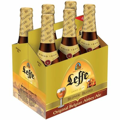 Leffe Original Belgian Abbey Ale