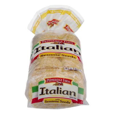 Pepperidge Farm®  Italian Italian with Sesame Seeds Bread