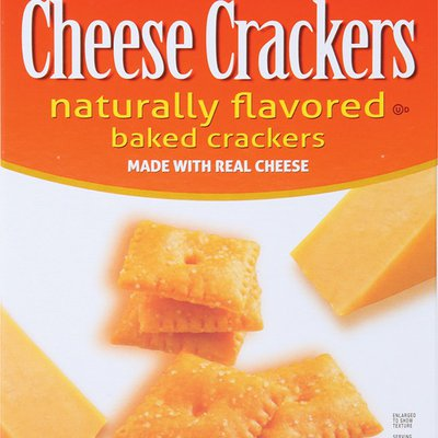Best Choice Cheese Crackers