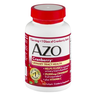Azo Cranberry, Urinary Tract Health Supplement