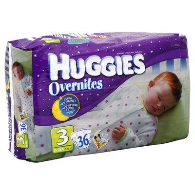 Huggies Diapers, Size 3 (16-28 lb) Disney, Jumbo