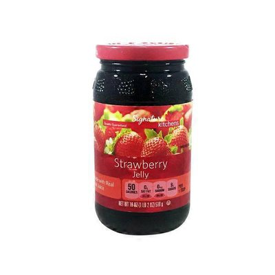 Signature Kitchens Jelly, Strawberry