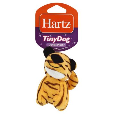Hartz Dog Toy, Jungle Plush