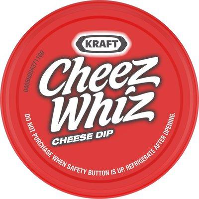 CHEEZ WHIZ Original Cheese Dip