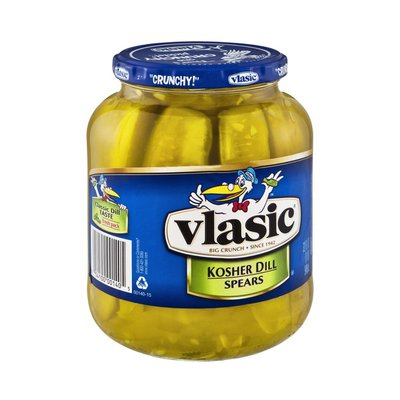 Vlasic Pickles, Kosher Dill Spears