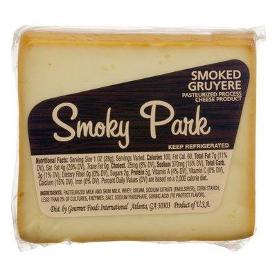Smoky Park Cheese, Smoked Gruyere