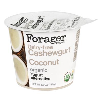 Forager Project Coconut Organic Dairy-Free Yogurt Alternative
