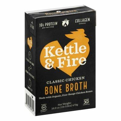 Kettle & Fire Chicken Bone Broth
