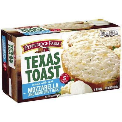 Pepperidge Farm®  Texas Toast Frozen Mozzarella & Monterey Jack Bread
