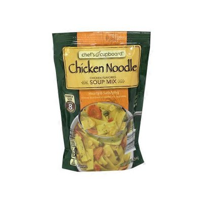 Chef's Cupboard Chicken Noodle Soup Mix