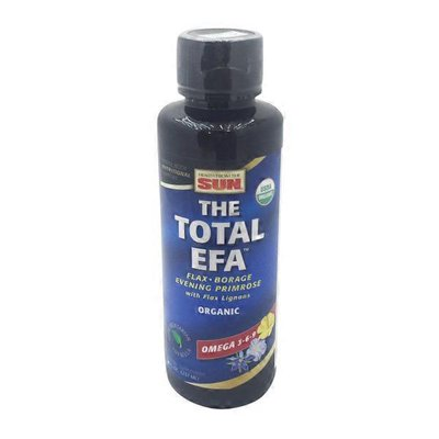 Health From The Sun Organic Total EFA with Flax Lignans