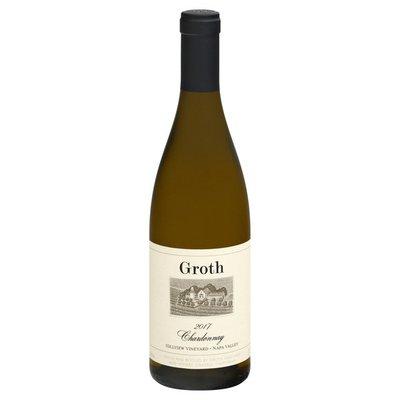 Groth Chardonnay, Hillview Vineyards, Napa Valley, 2017