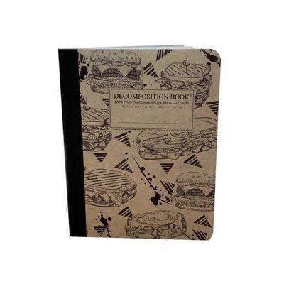 Michael Roger Inc Sandwich Arts Decomposition Book