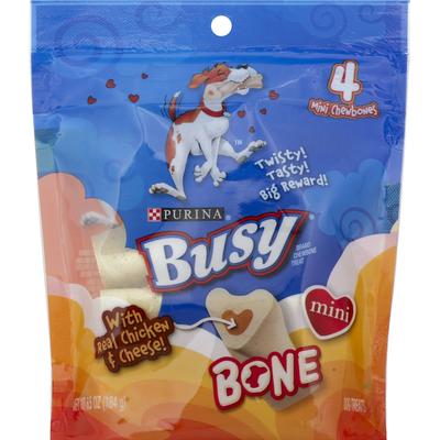 Purina Dog Treats, Bone, Mini