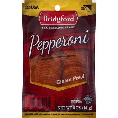 Bridgford Pepperoni