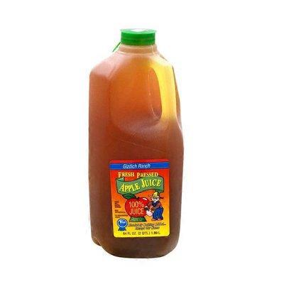 Gizdich Ranch Fresh Apple Juice