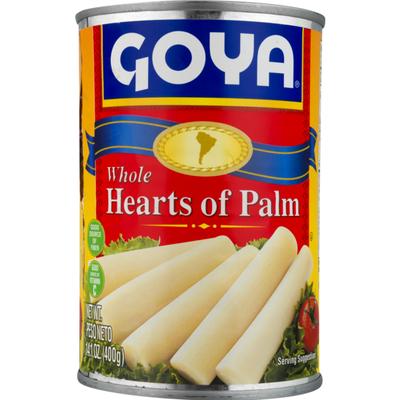 Goya Hearts of Palm, Whole