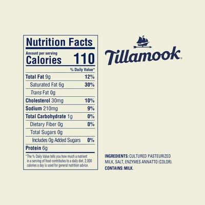 Tillamook Colby Jack Cheese Block