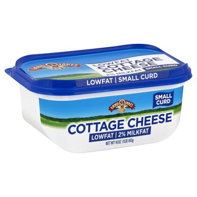 Land O Lakes Cottage Cheese, Lowfat 2%, Cup