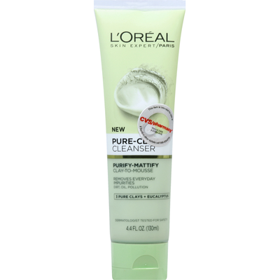 L'Oreal Cleanser, Pure-Clay
