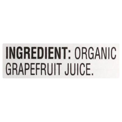 RW Knudsen Juice, Organic, Just Grapefruit, Unsweetened