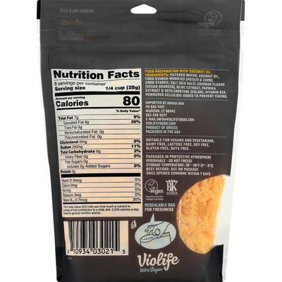Violife Vegan Cheddar Shreds