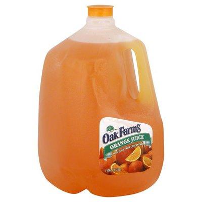 Oak Farms Juice, Orange