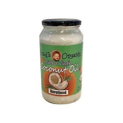 Brad's Organics Unrefined Coconut Oil