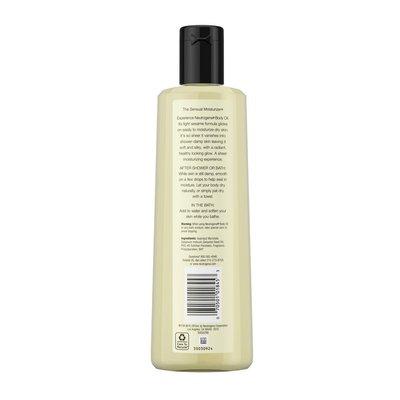 Neutrogena® Body Oil, Light Sesame Formula