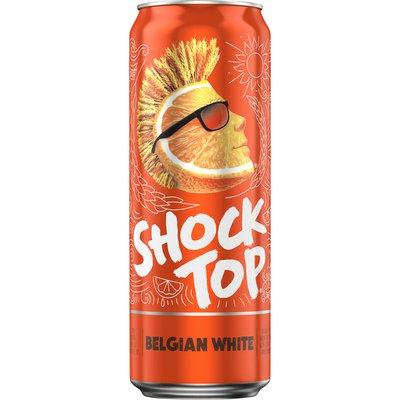 Shock Top Belgian White Beer