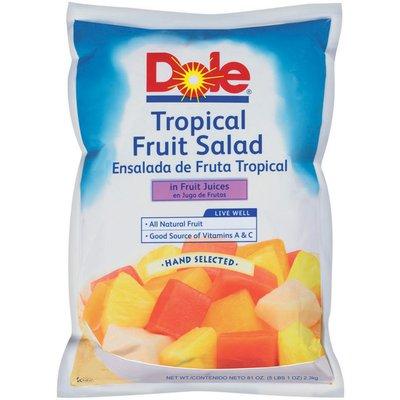 Dole In Fruit Juices Tropical Fruit Salad