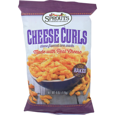 Sprouts Cheese Curls