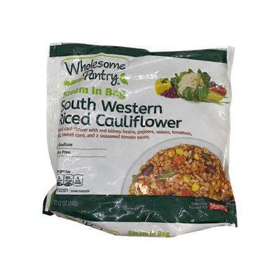 Whole-Some Pantry Riced Cauliflower