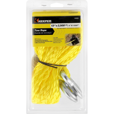 Keeper Tow Rope