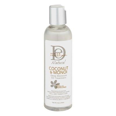 Design Essentials Deep Moisture Oil Treatment Coconut & Monoi