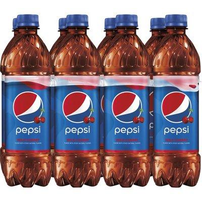 Pepsi Cola, Wild Cherry