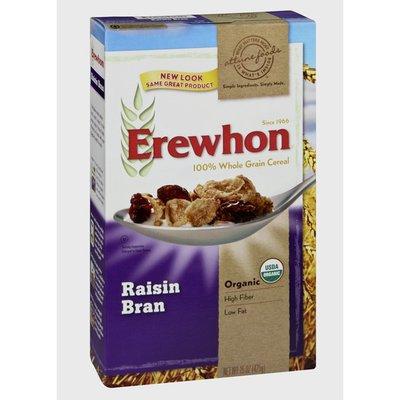 Erewhon Raisin Bran 100% Whole Grain Cereal