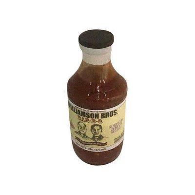 Williamson Bros. Bar-B-Q Roasted Garlic Barbeque Sauce