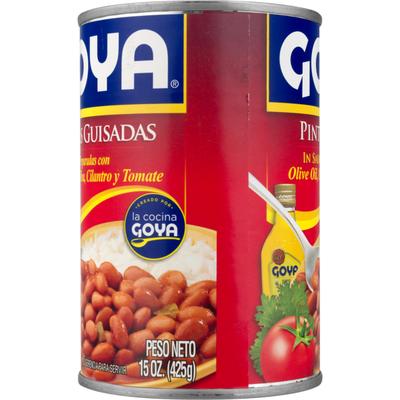 Goya Pinto Beans in Sauce