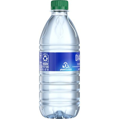 DASANI Purified Water Bottles Enhanced With Minerals