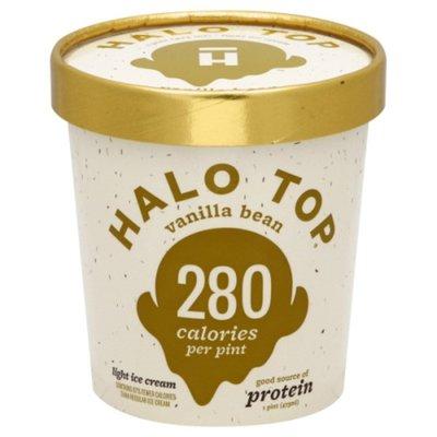 Halo Top Vanilla Bean