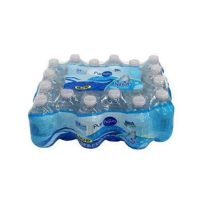 PurAqua Purified Water Bottles